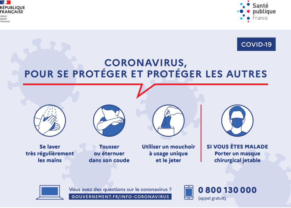 Coronavirus et COVID-19: comment vous protéger et obtenir des soins